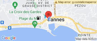 Le Forville Cannes  - Plan