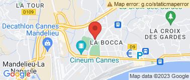 Centre aquatique Grand Bleu - Plan