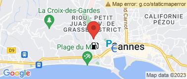 Station Total Riou - Plan