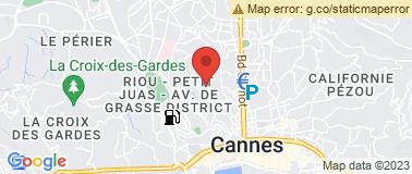 Idéal Séjour *** Cannes - Plan