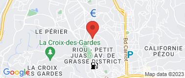 Hôpital de Cannes  - Plan