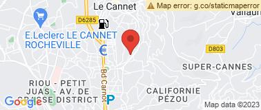 Les Menus Services Cannes - Plan