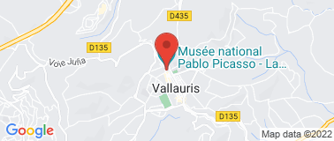 Musée National Pablo Picasso - Plan