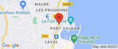 Station Total République - Plan
