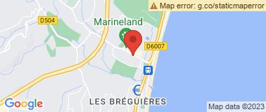 Antibes Land Park - Plan
