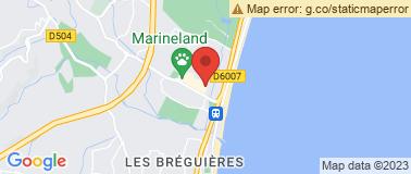 Marineland Côte d\'Azur - Plan