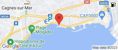 La Bourride - Plan