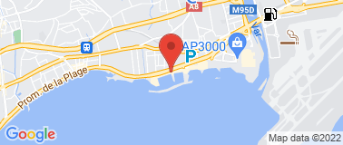 Le Paradis Marin - Plan