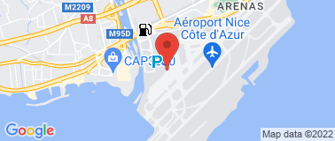 Azur Helicoptère - Plan