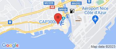 Mc Donald\'s Saint Laurent du Var - Plan