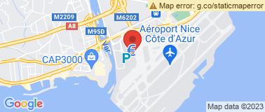 Quick Aeroport Terminal 2 - Plan