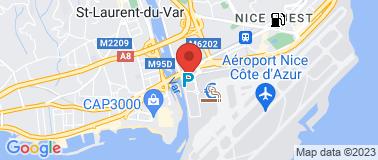 Station Total Aeroport - Plan