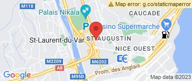Piscine St Augustin - Plan