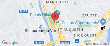 Parc des sports C. Ehrmann - Plan