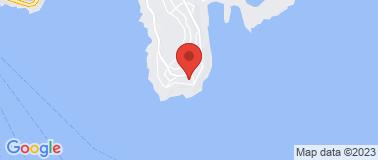 Grand Hôtel du Cap Ferrat ***** - Plan