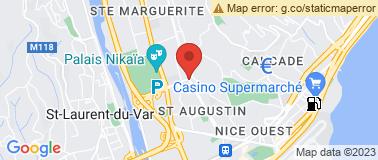 Mairie Annexe St Augustin - Plan