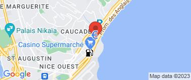 UBALDI Nice Promenade - Plan