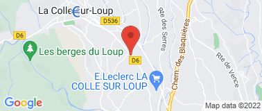 La Bastide Gourmande - Plan