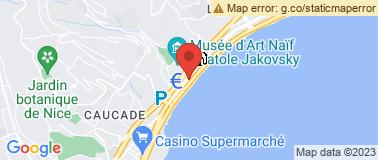 Radisson Blu Hôtel Nice **** - Plan