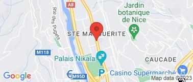 UBALDI Nice La Plaine - Plan