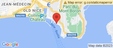 La Réserve de Nice - Plan