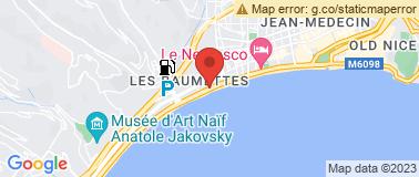 Station Avia Promenade - Plan