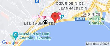 HI BEACH - Plan