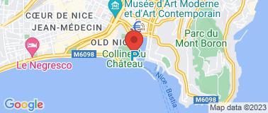 Le Bistrot du Port - Nice - Plan