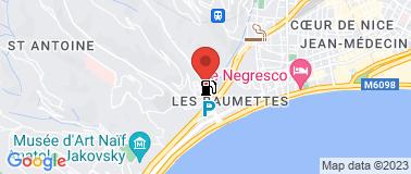 Laboratoire Labazur Madeleine - Plan