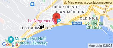 Musée Villa Masséna - Plan