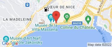 Hôtel Le Royal Nice Promenade  - Plan