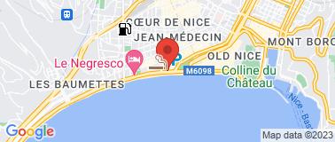Visite guidée du Vieux Nice - Plan
