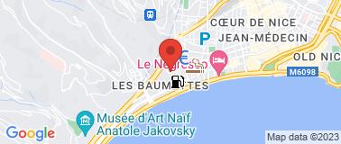 Hôtel Villa Les Cygnes *** - Plan