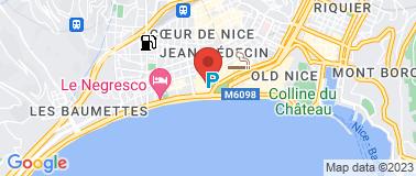 Mairie Annexe Gabriel Fauré - Plan