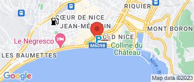 OGC Nice Store - Plan