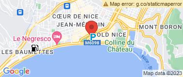 Hôtel de la Mer ** - Plan