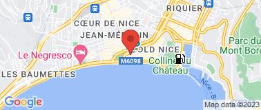 Le Café Opéra - Plan