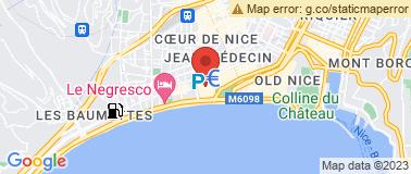 Le Jam Nice  - Plan