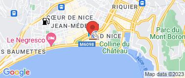 karl lagerfeld - Le Vieux Nice - Plan