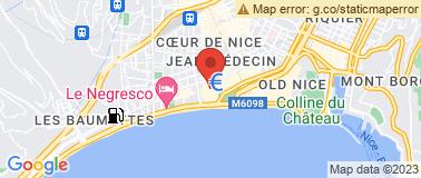 Quick Zone Piétonne - Plan