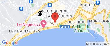 Bureau de change de la Piétonne - Plan