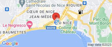 Carré Llorca - Plan