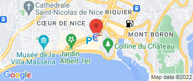 Restaurant Les Garçons - Plan