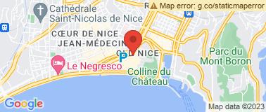 Restaurant Piccola Italia - Plan