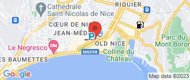 Chez Olive - Plan