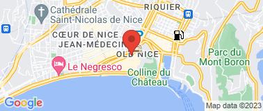Pharmacie du Vieux Nice  - Plan