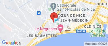 Mairie Annexe Gambetta - Saint Philippe - Plan