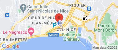 NICEA Clinique Vétérinaire - Plan