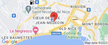 La Baie d\'Amalfi - Plan