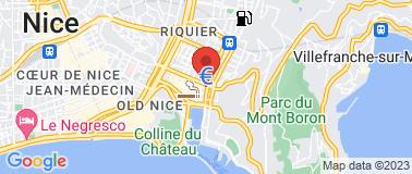 Au Bouquet de Nice - Plan